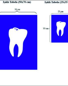 diş hekimi tabelası